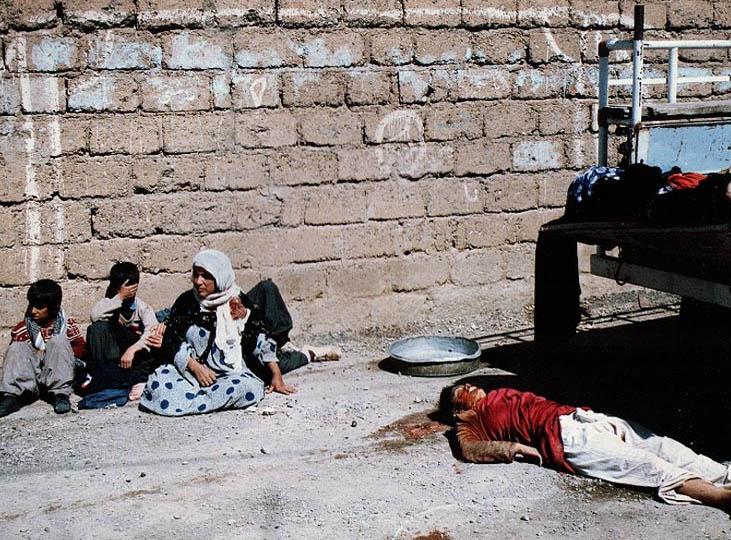 بمباران شیمیایی سردشت ویکی و قصه کوچ و سفر