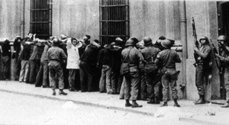 a history of military coup in chile Dozens of people are arrested in the chilean capital santiago  clashes in chile  on anniversary of 1973 military coup  the fire wrecked brazil's main museum  and one of the region's largest natural history collections.