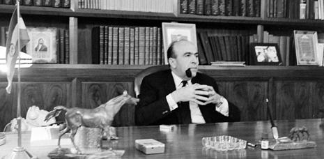 خاطرات هویدا از دوران حضور در شرکت ملی نفت و وزارت دارایی