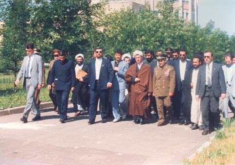 هاشمی در سرزمین شوراها