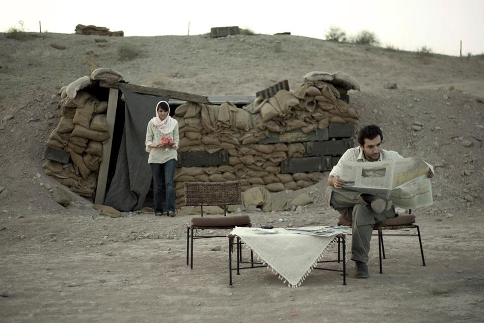 تصاویر جنگ ایران و عراق در موزهٔ لوور
