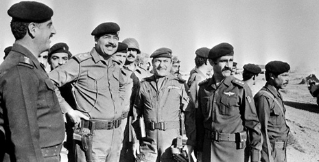 ۸- گفتوگوی صدام و مشاورانش دربارهٔ قطعنامه ۵۹۸