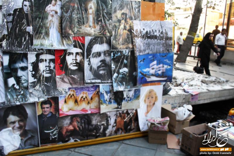 چهگوارا در تهران امروز/ چریک انقلابی در خیابان انقلاب