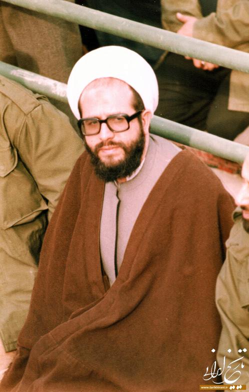 نیک رجال تاریخ ایرانی - ریشهری در نماز جمعه تهران