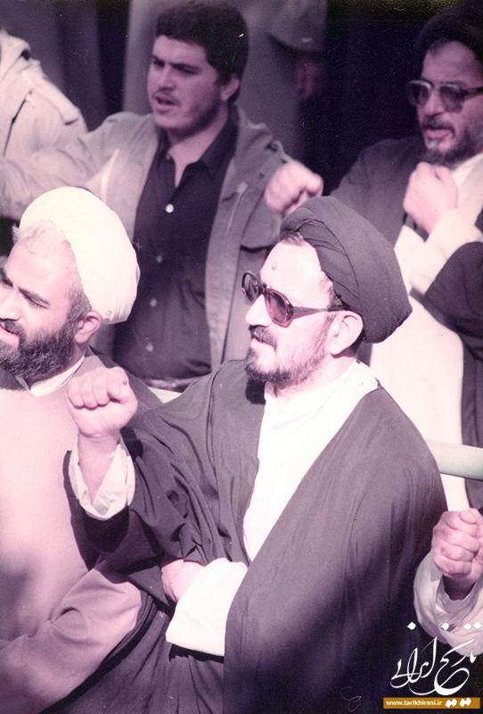 نیک رجال تاریخ ایرانی - دعایی و صدوقی در نماز جمعه